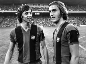 Barcelona 74 Road Cruyff, Neeskens